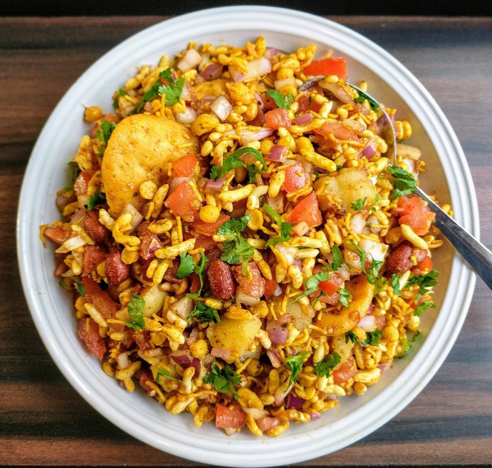 Bhel-Puri-Recipe-Step-By-Step-Instructions